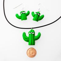 Cactus Set by pongojam