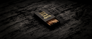 Burn Your Local Church - Safety Matches by UnZed
