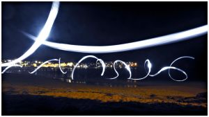 Light painting1 by catchaca1