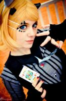 rin kagamine poker face version by neliiell