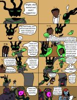 A Moment with Thresh by Marxbowser
