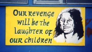 Bobby Sands Mural by irish-republicanism