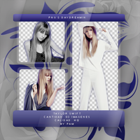 Photopack PNG / Taylor Swift / 40 by PamHoran