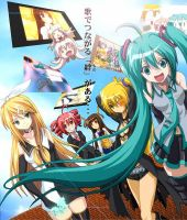 Crossover Vocaloid by Crystal899