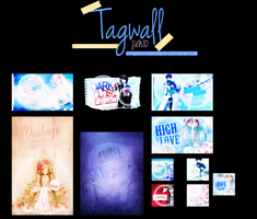 Tagwall-junio by freeyaonoexorcist