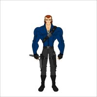 Captain Boomerangue Redesign by Hugoedge