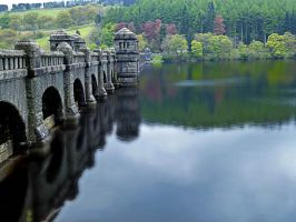 Lake Vyrnwy 2 by friartuck40
