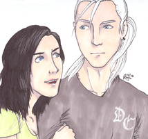 Caden and Ellie by IisLARRY