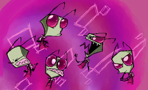 Lots of Zim by ZimPLUSDib