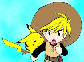 Yellow Pokemon Special 4 by magicalhansen