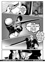 BLEACH fanmanga The White Queen Bee 035 by Lanthiro