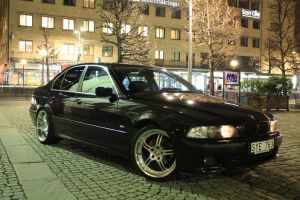 BMW 535 M by ArcticRay