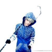 Jack Frost Cosplay by Aorko