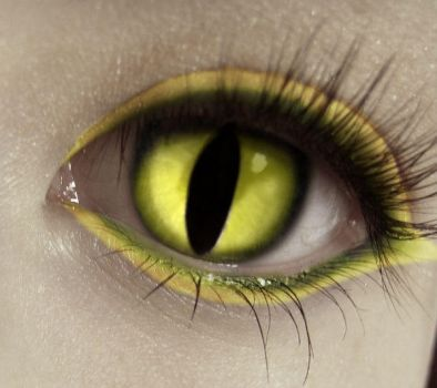 Cat Eye by TheLoneTree