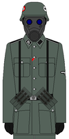 Waffen-SS Spacesoldier by bar27262