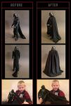 Darth Vader (custom cape) by nightwing1975