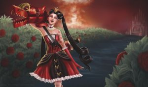 Queen of hearts jinx by Anngram