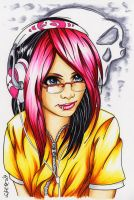 Headphones by Togusa76