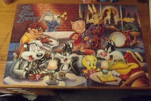 Make a Puzzle 'LOONEY TUNES' by trendylina1994
