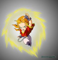 DragonBall: PanSS by DragoonArkoon