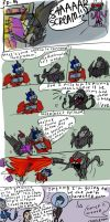 TFP, doodles 1, S2EP1 by Ayej
