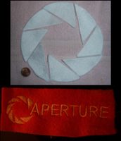 Aperture Patches by Nessia