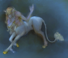 Speed Paint- Child of Love by Daiko-n