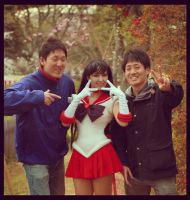 Sailor Mars cosplay 333 by foux86