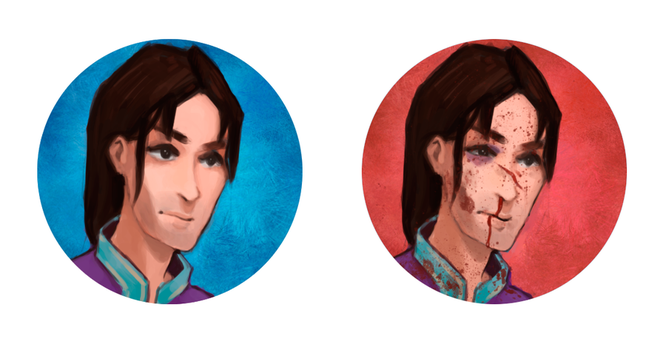 Jowan icons by BluBut