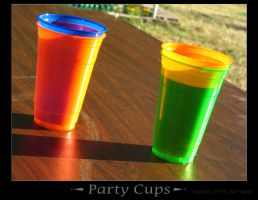 Party Cups by ThePat