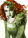 Lily Cole as Poison Ivy by KatVonB