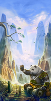 Pandarian by gooloo0-o