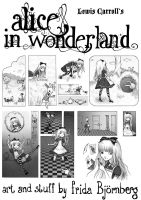 Alice in Wonderland by IAMTHESTRANGE
