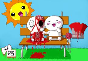 Kawaii Gore by Cudeiro666