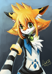 Speed paint Luca by PenguinEXperience