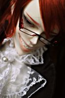 Grell Sutcliffe by alientune