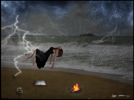 Bringing Forth The Storm by SilkenWebs