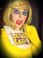 Chica, baby by KarkatTheCancer
