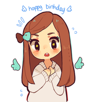 HBD! by ieafy