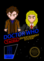 NINTENDO:NES DOCTOR WHO by Silverhammer37