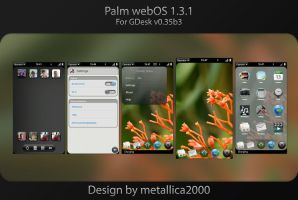 Palm webOS 1.3.1 - English by metallica2000