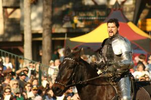 Renaissance Fair Knight by greensh