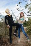One Piece - Sanji and Nami by vaxzone