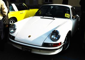 1972 Porsche 911 by GladiatorRomanus