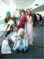 tales of symphonia by gwilly-crochet