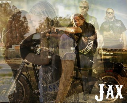 Sons of Anarchy- Jax by theKT3Helmets