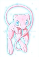 Mew by Nadou