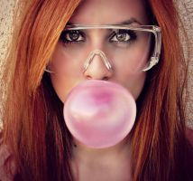 Bubble Gum by arisV8