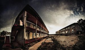 Woomera Accommodation by CainPascoe