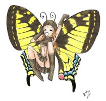.::butterfly::. by ifu-chan